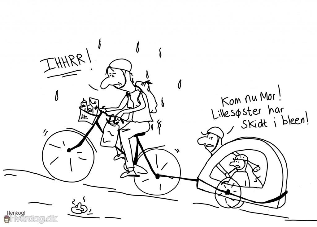 Cykeltrailer sandheden