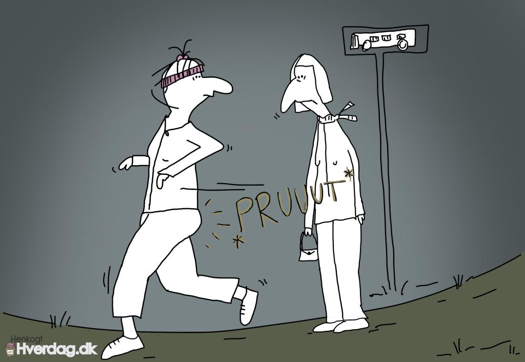 Løbetur med prut