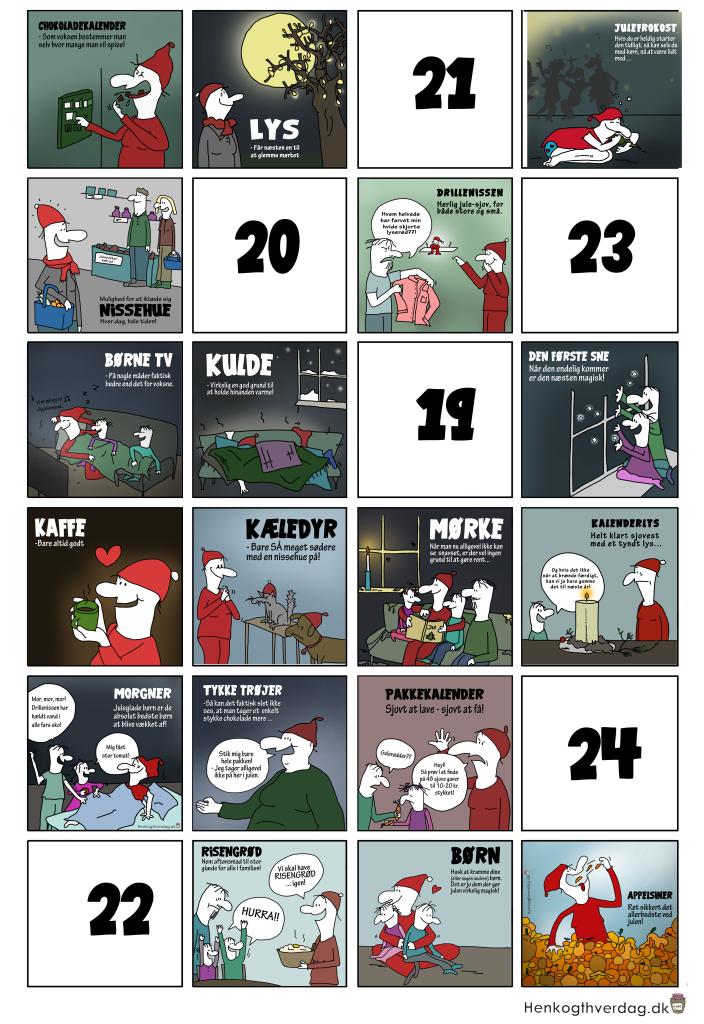 Julekalender 18