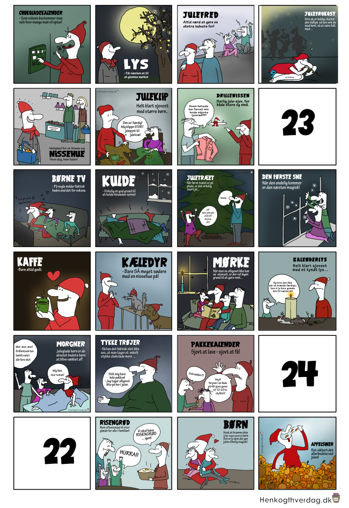 Julekalender 21