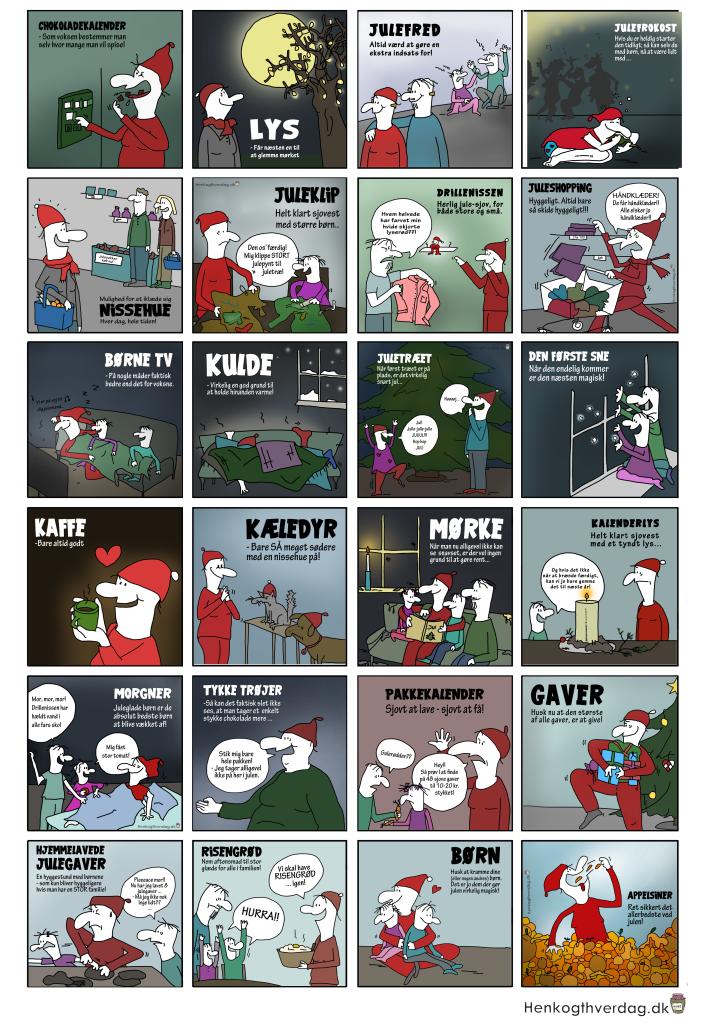 Julekalender 24