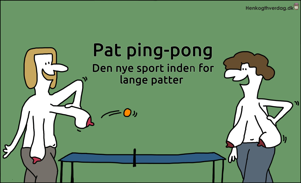Pat ping-pong