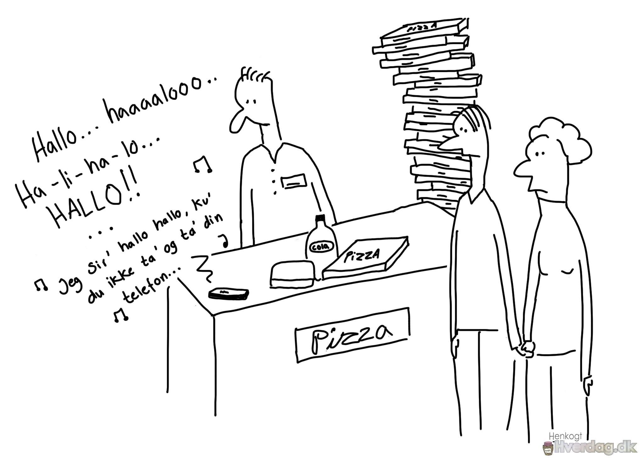 pizza-kald