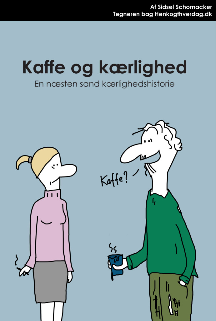 Kaffe og kærlighed e-bog