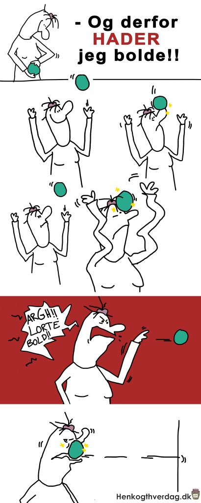Derfor hader jeg bolde