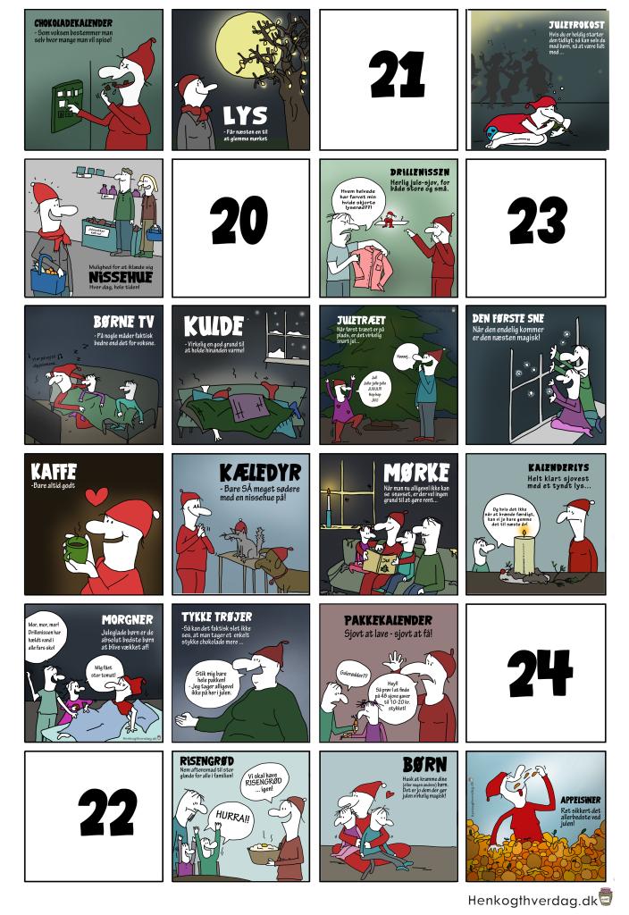 Julekalender 19