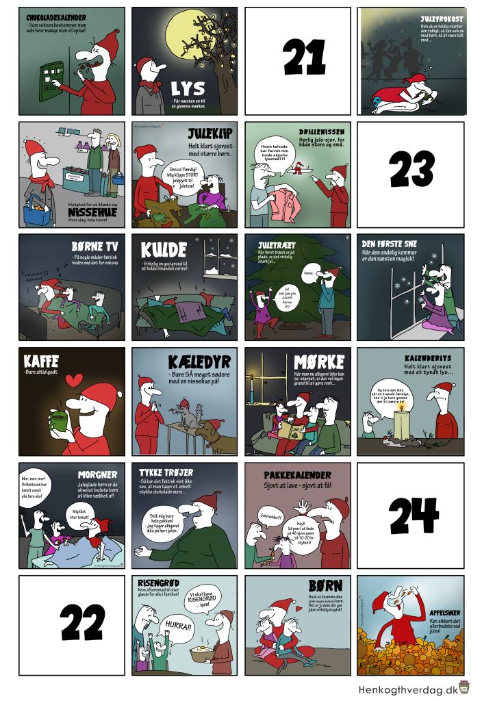 Julekalender 20