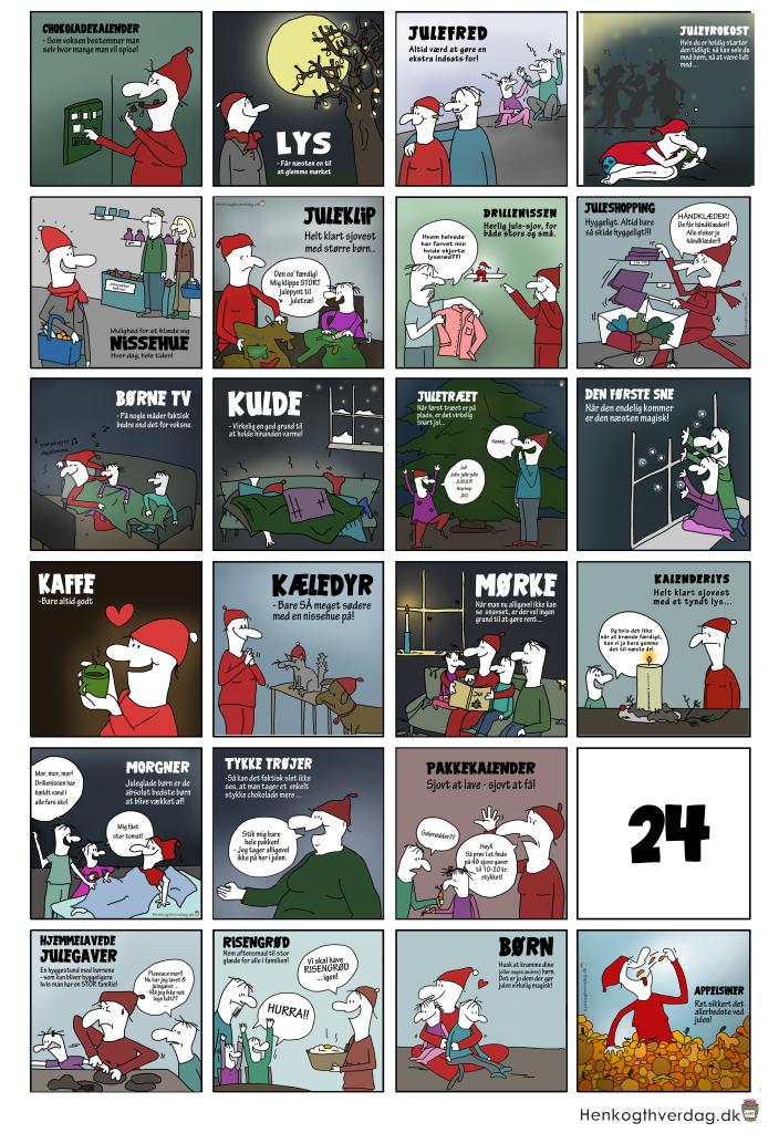 Julekalender 23