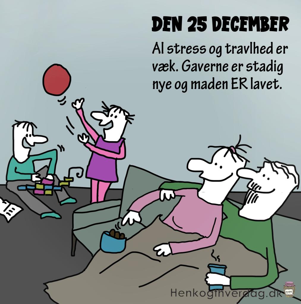 Julekalender d.25