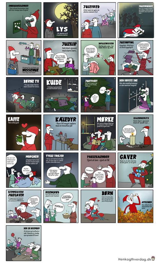 Julekalender 25